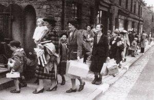 Guernsey-evacuees